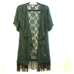 NWOT Layer with Lace!